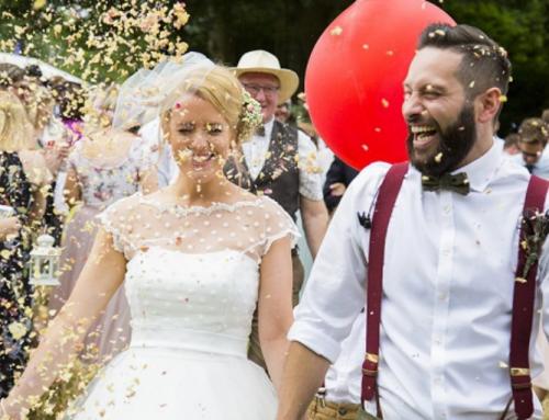 Bruiloften en feesten
